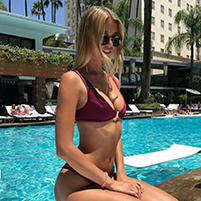Beautiful escort Olga from Las Vegas