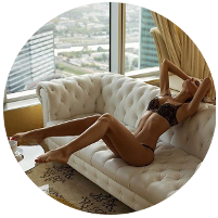 VIP San Francisco escorts, blonde Anisa