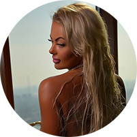 Elite San Francisco escort blonde Victoria