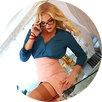 Elite San Francisco escort blonde Vivian