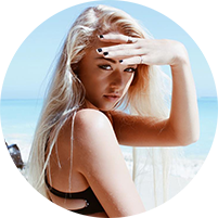 Rachel is a beautiful blonde with perfect body and experience working as a top model